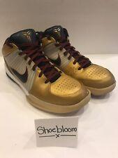 Nike Zoom Kobe IV 4 Size 11 OG Never Retroed Olympic USA UWR United We Rise PE