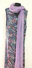 Ladies Dress - NEW - Together - Pretty & Free Scarf - Size 22- Thames Hospice