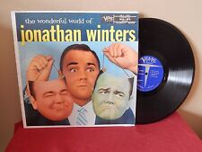 "JONATHAN WINTERS : THE WONDERFUL WORLD OF JONATHAN WINTERS   12""   33 RPM     LP"