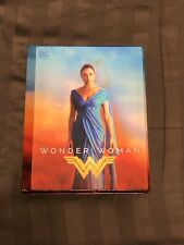 Wonder Woman Blu-Ray/DVD Combo Pack Lenticular Special Edition