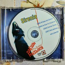 Sirenia (CD - mp3) Total time: 02:52:00 , Tracks - 32 - perfect condition CD