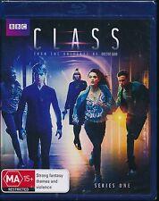 CLASS Series One 1 Blu-ray Bluray NEW Greg Austin Fady Elsayed