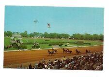 USA - Kentucky, Lexington Trotting Track - Vintage Postcard