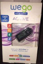 Wego Active Activity Tracker New In Sealed Box