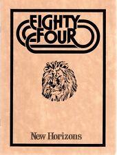 Henry V. Burger Junior High School W. Henrietta New York 1984 Yearbook Annual