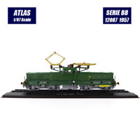 1/87 Atlas Locomotive Model Collections Tramway série BB 12087 (1957) Train