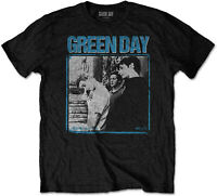 GREEN DAY Band Photo Block T-SHIRT OFFICIAL MERCHANDISE