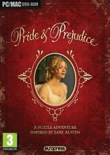 Pride and Prejudice PC DVD Game Adventure Hidden Objects Puzzles Gameplay