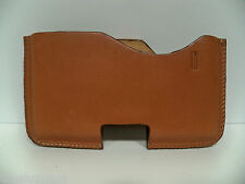 Hartmann Belting Leather Mobile Phone Case Pouch w Belt Clip Cell iPhone 4 4S 3G