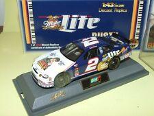 FORD TAURUS NASCAR 1998 MILLER LITE ELVIS R. WALLACE REVELL