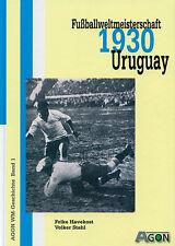 Fussballweltmeisterschaft 1930 Uruguay - German FIFA World Cup Review book