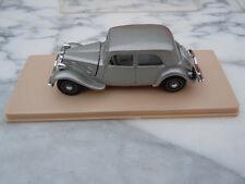 Traction citroen voiture 1953 Marque ELIGOR made in France