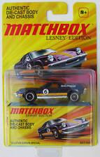 MATCHBOX 2010 LESNEY 1972 LOTUS EUROPA SPECIAL 1:64