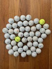 New listing Golf Balls Titleist Pro V1. 50 Used.