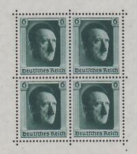 Deutsches Reich Block 7 postfrisch LUXUS - ansehen!!!