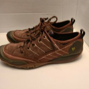 Merrell Mimosa Lace Cocoa Hiking Trail Shoes Women's Size 8.5