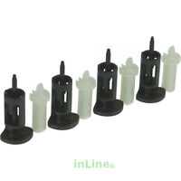 InLine® Befestigungskit für Intel Sockel 775 Prozessoren Kühler Mainboard 33699