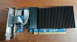 NVIDIA Geforce N210 Inno3D Video Graphics Card 1GB DDR3. HDMI/VGA/DVI ports
