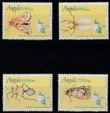 Angola postfris 1994 MNH 977-980 - Insekten / Insects