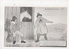 Widecombe Fair Tam Pierce Lend Me Your Grey Mare Devon Vintage Postcard 510b
