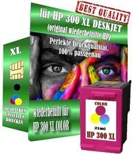1 Patronen für HP 300 XL Deskjet D2560 D2600 D2660 D5560 D5660 F2400 F2410 Color