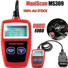 Car Fault Code Reader Engine Diagnostic Scanner Reset Tools MS309 OBD2 OBDII