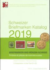Catalogus SBK 2019 Zwitserland  (gratis verzending binnen NL)