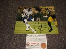 Alshon Jeffrey signed 10x8 photo autograph w/COA Chicago Bears