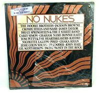 No Nukes The Muse Concerts for a non-nuclear future Set 3 NEW SEALED LPs PROMO