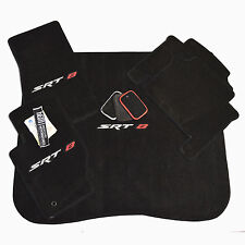 2006 - 2010 Jeep Grand Cherokee SRT8 Floor Mats Set - 32oz 2ply - Made In USA