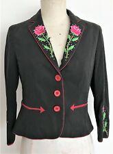 LADIES MOSCHINO CHEAP AND CHIC Short Jacket UK 8