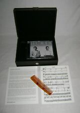 HURTS - Happiness - 2010 Promo Only Euro leather box with all the goodies RARE