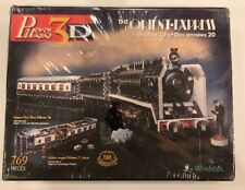 NEW The Orient Express Puzz3D by Wrebbit. 769 Pieces