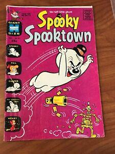 Spooky Spooktown #31 Harvey Comics 1969 VG