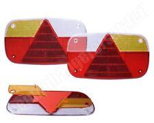 2x Aspöck Multipoint 3 III Lichtscheiben Ersatzglas für links oder rechts