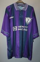 TOTTENHAM HOTSPUR ENGLAND 1995/1996/1997 AWAY FOOTBALL SHIRT JERSEY PONY SIZE L