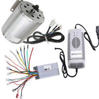 48V 1800W Electric ATV Quad Brushless Motor +Speed Controller +Battery Charger