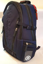 SUPERDRY 2018 NeoTarp MP3 Backpack Blue LAPTOP Gym School Work Travel Rucksack