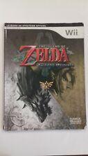 Guide Officiel - The Legend of ZELDA Twilight Princess - WII Nintendo -