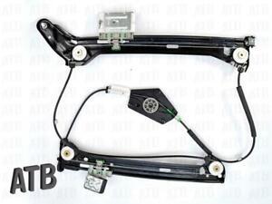 Fensterheber Elektrisch ohne Motor Vorne Rechts für AUDI A5 B8 Coupe Neu