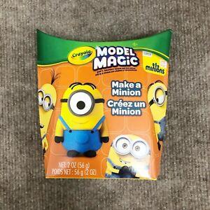 * NEW * Crayola Minions Model Magic Set (Kayleigh & Co.)