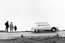 1961 Citroën Ami 6 - Promotional Advertising Poster