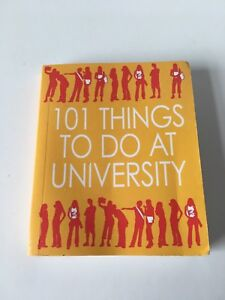 101 Things To Do At Univerrsity Pocket Book