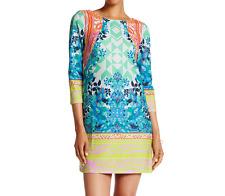 NWT CUSTO BARCELONA CHELSEA WAITAIA Boatneck Dress ~ Size 42 / L BRAND NEW