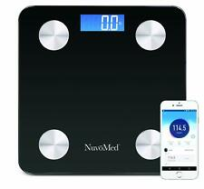 Smart Digital Bathroom Scale Personal for Weight Watchers BMI Body Composition