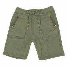 NWT OYSTER HOLDINGS Pistachio Green Doha Surplus Shorts Pants Size M $650