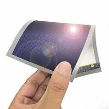 Thin Film Solar Panel Small Flexible Solar Panel Power Cells Emergency Solar Bat