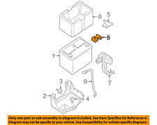 NISSAN OEM Battery-Positive Cable Terminal Cover 2434579901