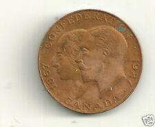 1867-1927 Canada Confederation Medal