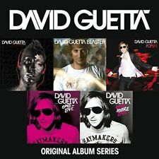 CD de musique house David Guetta sur album